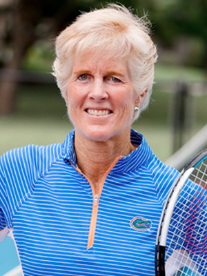 Kim Bastable; Faculty and Director of USTA Professional Tennis Management